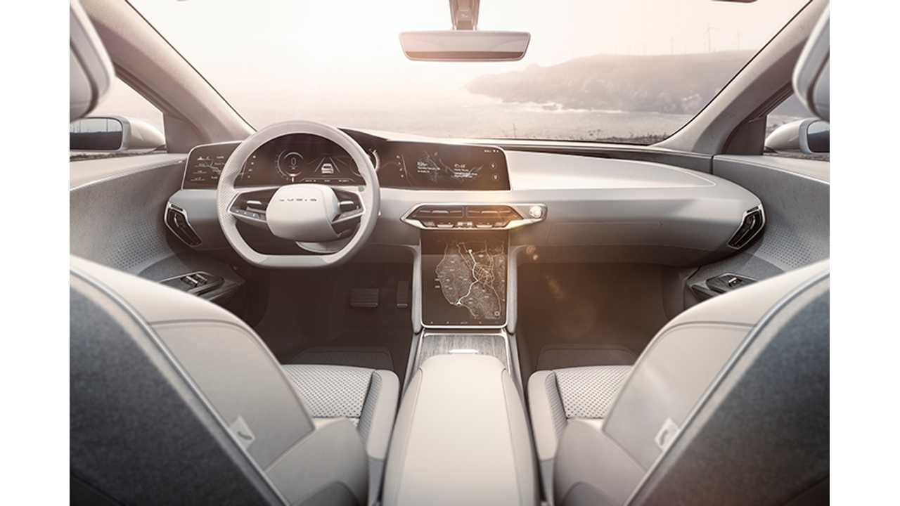 """Lucid Motors Debuts The """"Air"""": 0-60 mph in 2.5 Seconds ..."""