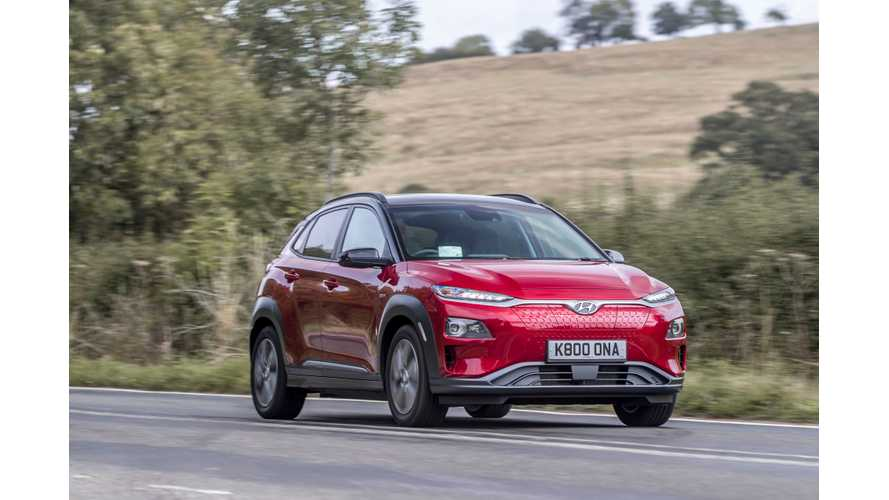 Deep Dive Into Autoweek's 2019 Hyundai Kona Electric First Drive