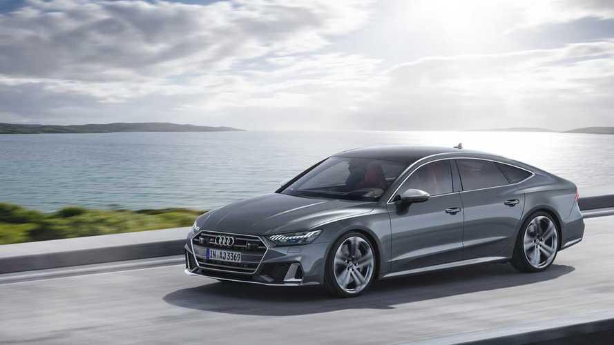Audi S7 Sportback 2020