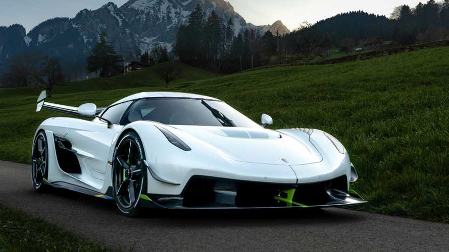 Koenigsegg Jesko Looks Fantastic In Swiss Photo Shoot