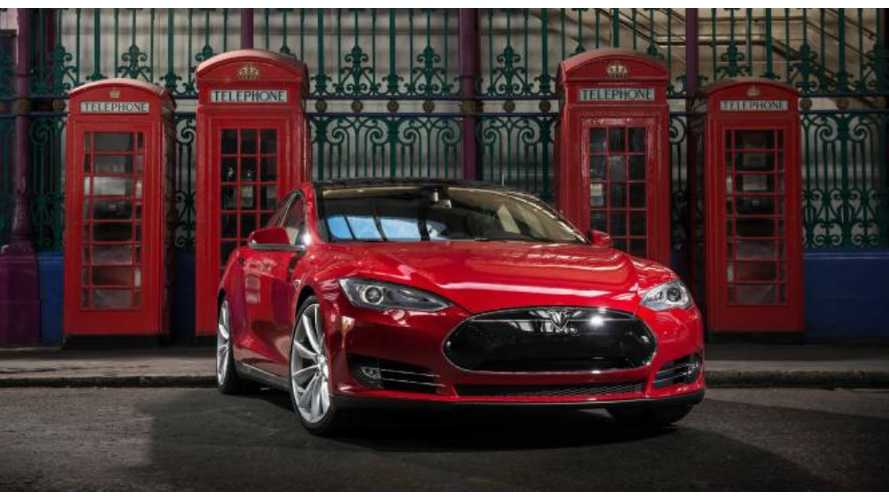 Tesla Model S Considered For UK Government Fleet,  Good Idea or Bad?