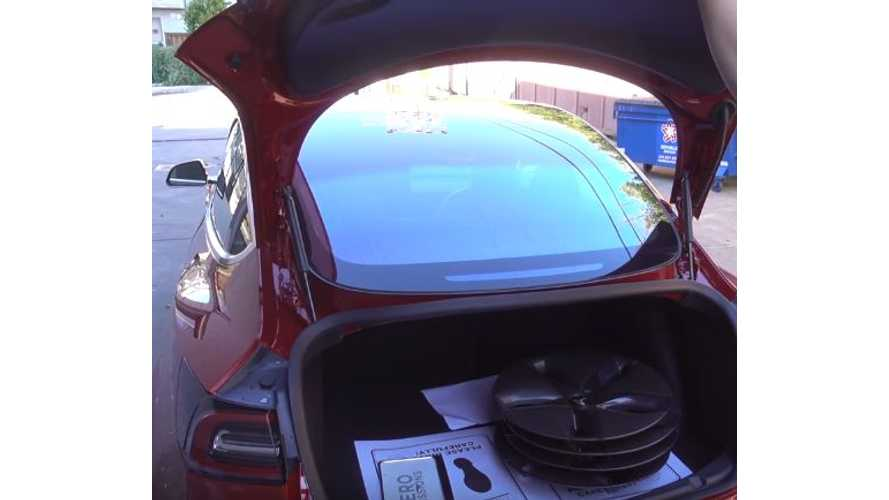 New Tesla Model 3 Videos Show Hidden Exterior/Interior Features, Detailed Impressions
