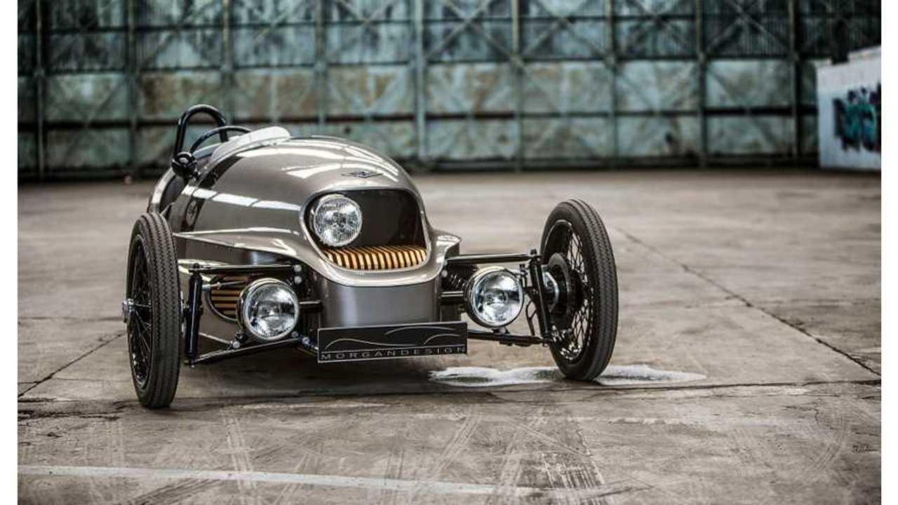 Morgan Teams With Frazer-Nash To Get Electric EV3 Into Production Next Year