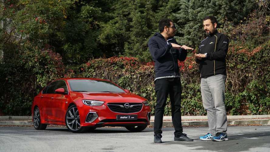 2018 Opel Insignia GSi: Üç harfin getirileri neler?