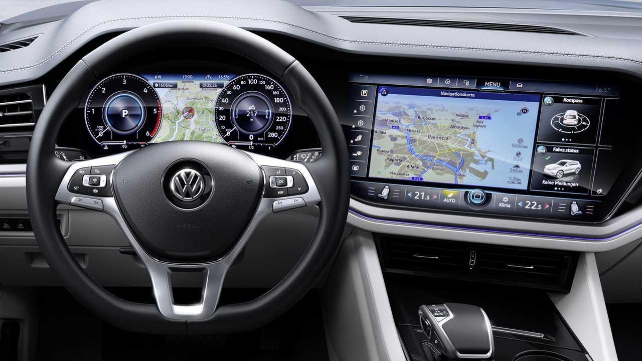 Volkswagen Touareg – 15 pouces