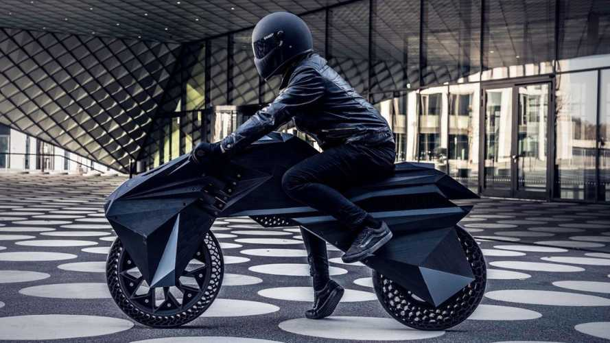 You Can 3D Print Anything, Even A Motorcycle