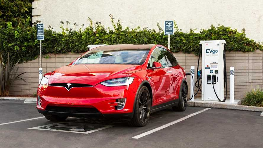 US: Tesla Connectors To Be Integrated Into EVgo Charging Stations