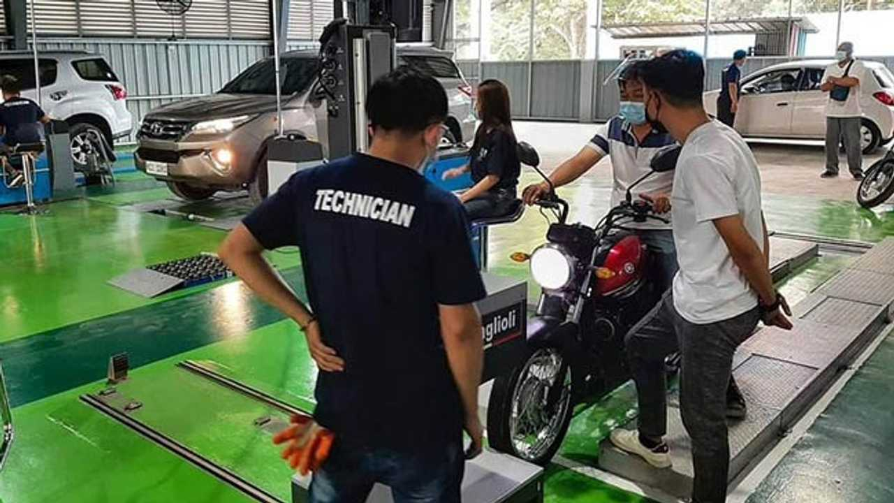 Motor Vehicle Inspection System In The Philippines