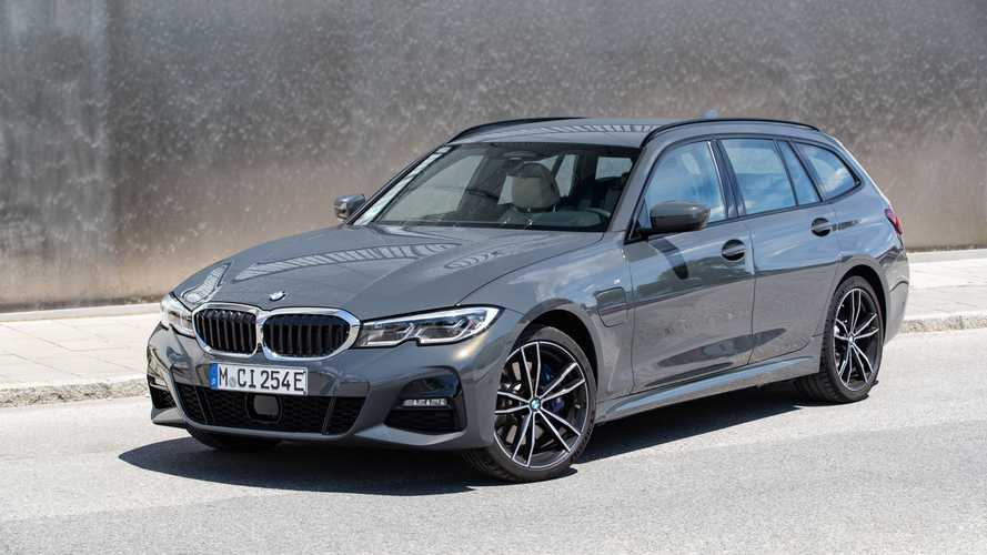 BMW Announces New Entry-Level 3-Series And 5-Series PHEVs