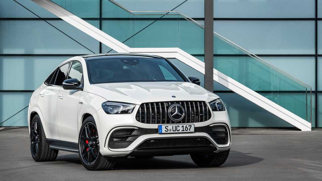 8 - Mercedes-AMG GLE 63 S Coupe