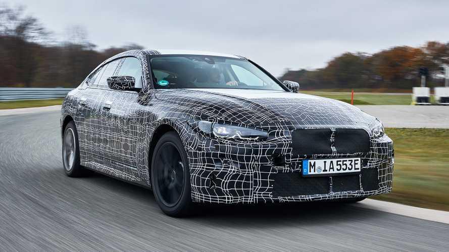 BMW i4, la Gran Coupé elettrica non teme la guida sportiva