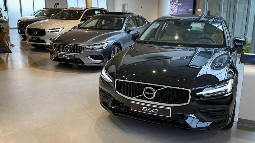 Volvo lidera vendas de importados em janeiro desanimador para o setor