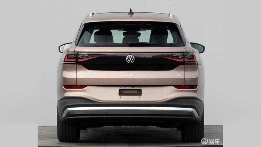 Volkswagen ID.6'nın Sızıntı Fotoğrafları