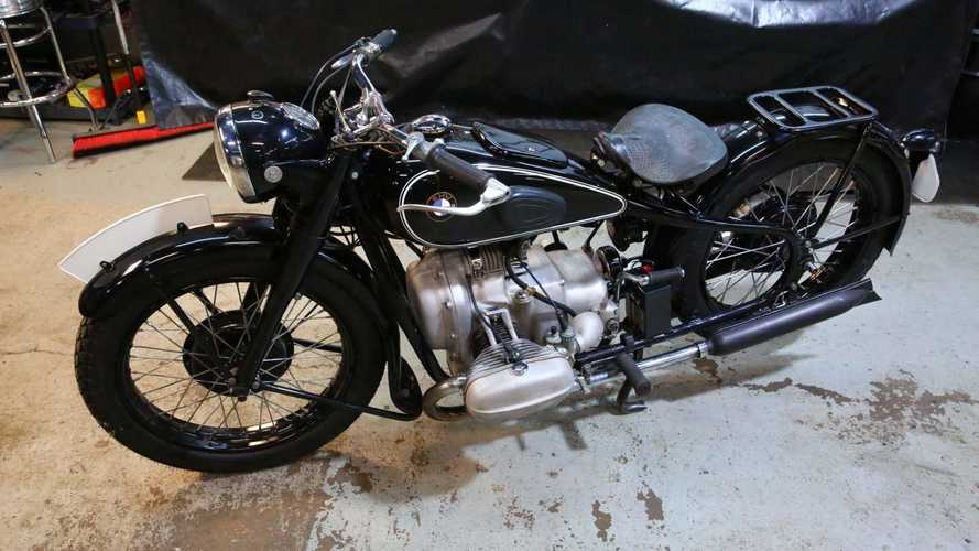 This 1936 BMW R5 Was A Bike Ahead Of Its Time