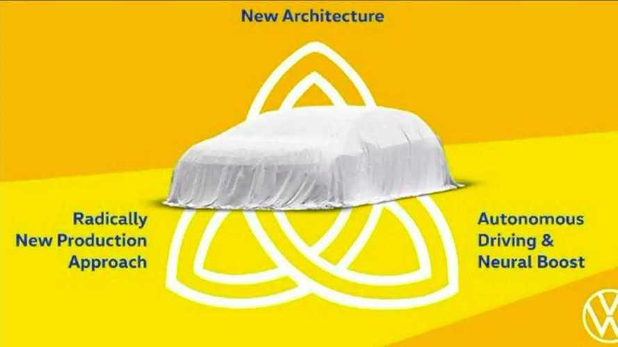 Электрический флагман Volkswagen: Все, что известно