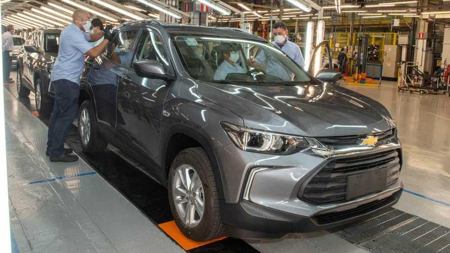 Chevrolet comemora 17 milhões de carros produzidos no Brasil