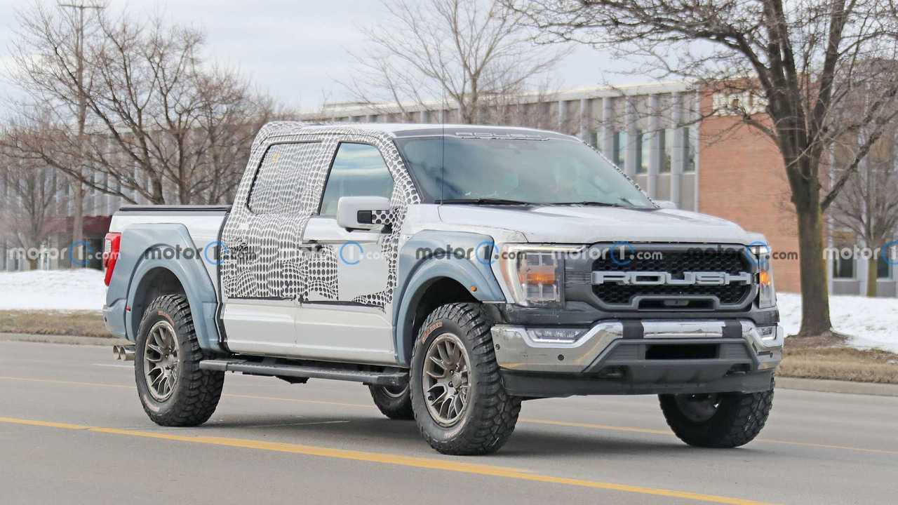 2021 Ford F-150 Roush Supercharged