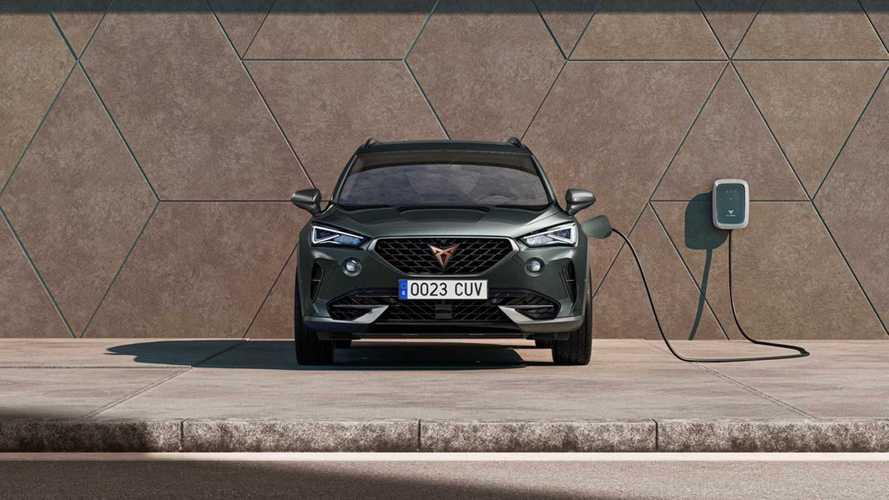 Cupra Formentor e-Hybrid (2021): SUV mit Plug-in-Hybrid-Antrieb