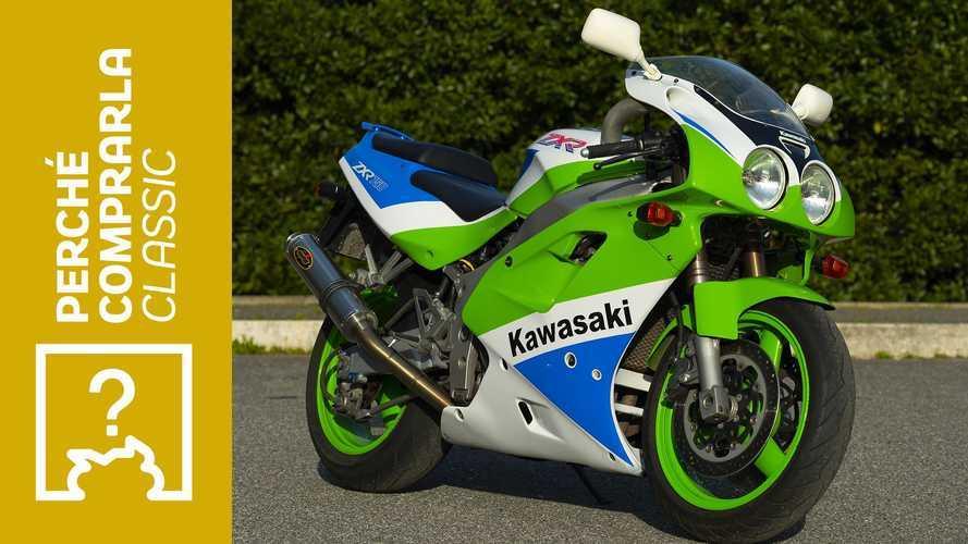 Kawasaki ZXR 750 1991 | Perché Comprarla Classic
