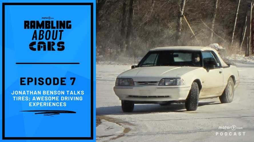 Tyre Reviews Talks Tires, Awesome Car Stories: Rambling About Cars #7