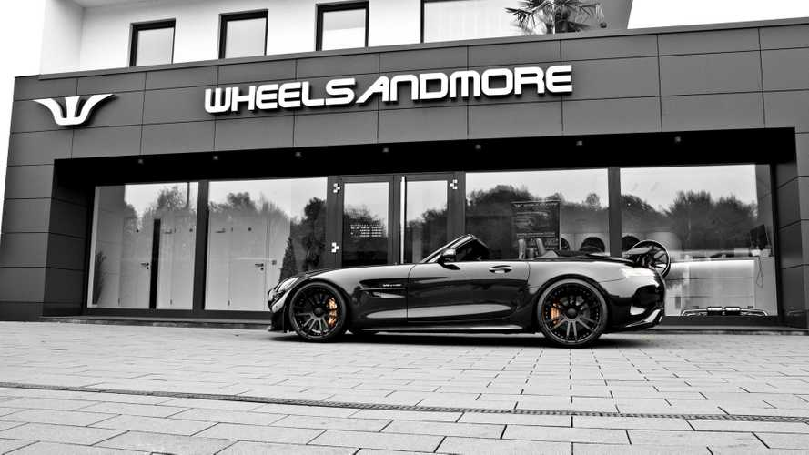 Mercedes-AMG GT R Roadster - Wheelsandmore