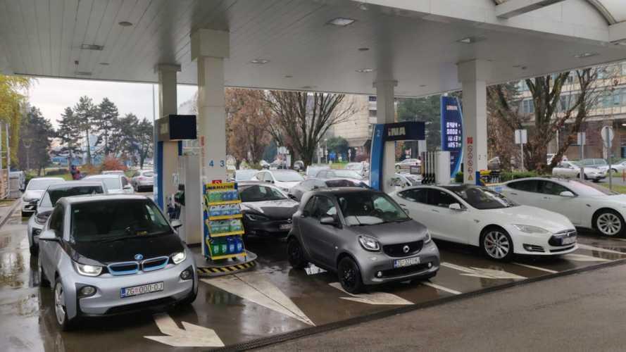 Auto elettriche, la rivolta dei proprietari in Croazia
