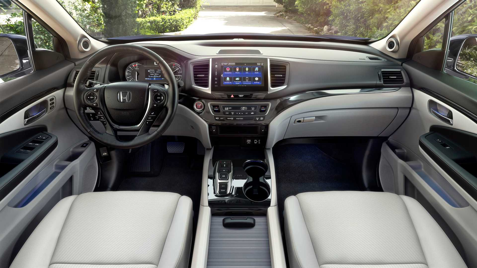 2020 Honda Ridgeline Specs and Review