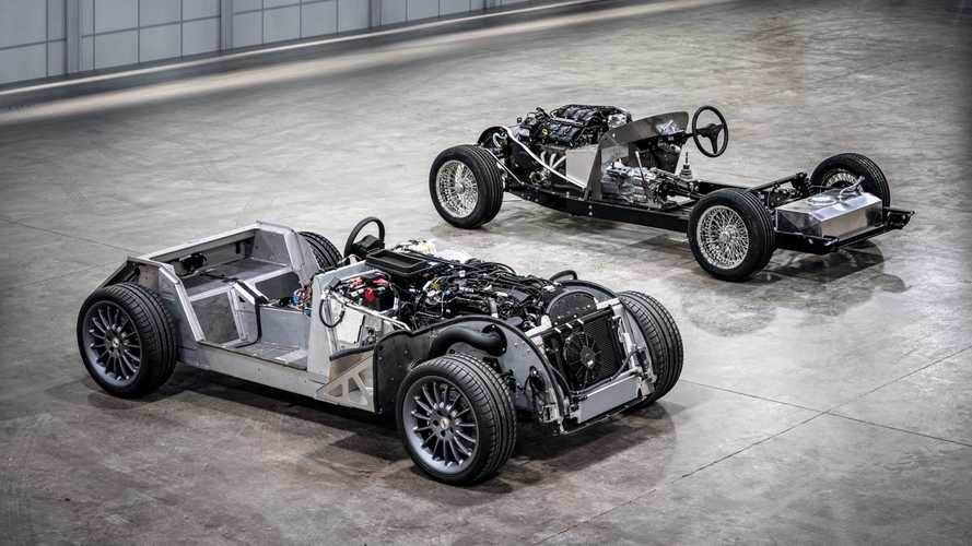 Morgan Motor Company CX-Generation aluminum platform