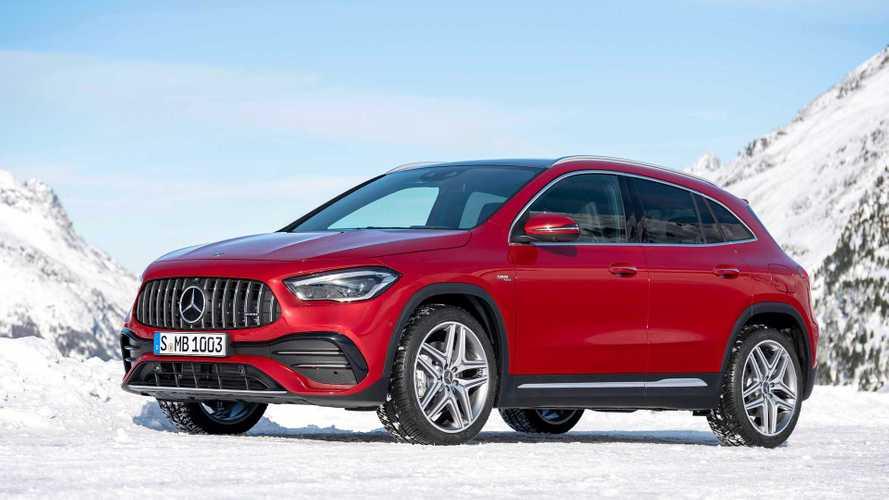 La nueva Mercedes-Benz GLA 2021 llega a EEUU este verano con 302 HP