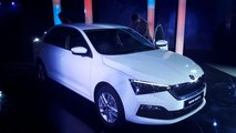 2020 Skoda Rapid live photos