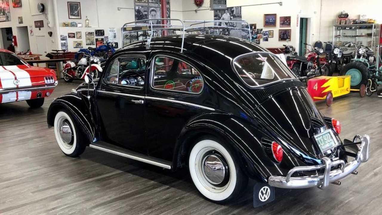 Drive Or Restore This German-Spec 1961 VW Beetle