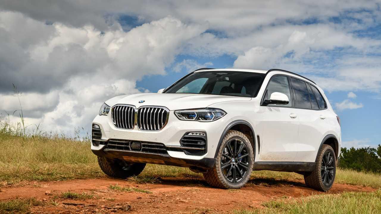7. 2019 BMW X5: 6.9/10