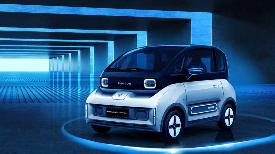 This Is The New GM-SAIC Baojun Electric Car