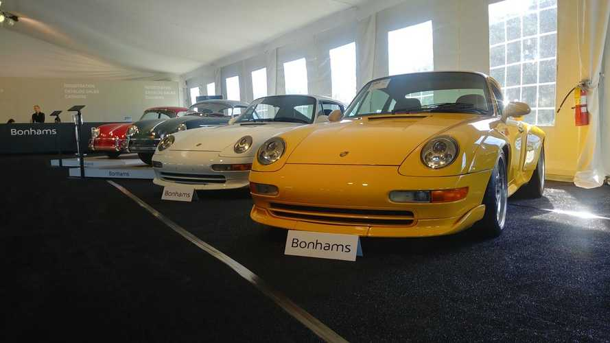 Amelia Island sales favour newer Porsches and Dodge Vipers