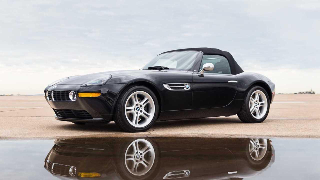 BMW Z8 (2003): 407.000 Euro