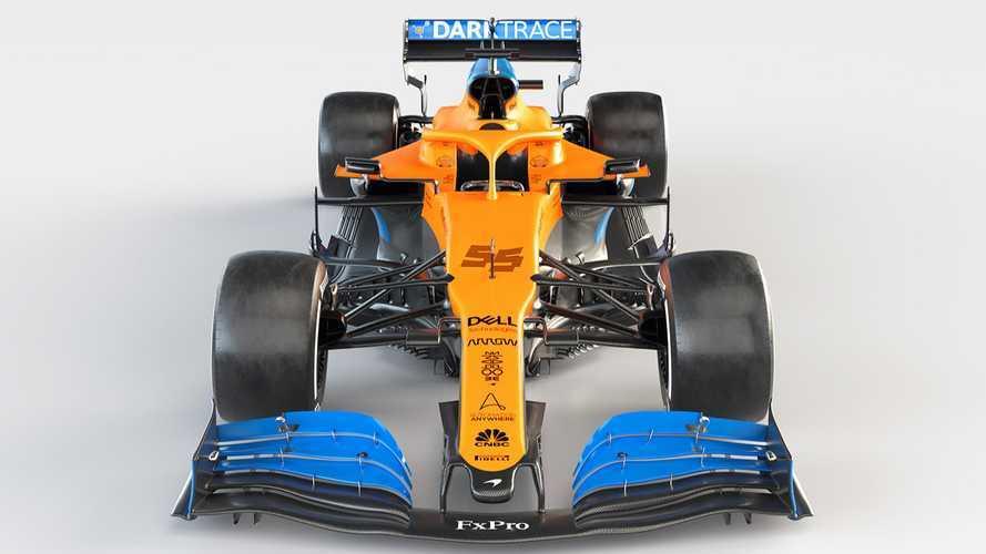 F1, ecco la prima foto della McLaren MCL35 di Sainz e Norris