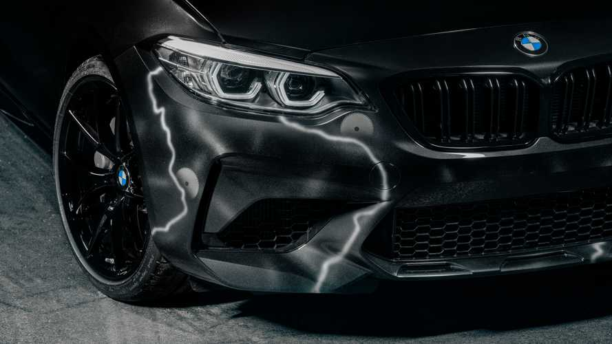 BMW M2 Competition getting limited-edition artsy makeover