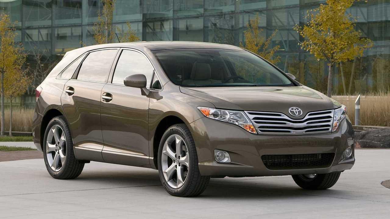 Toyota Venza: 9