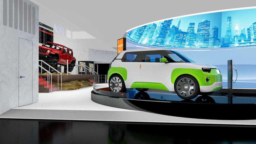 FCA porta la Centoventi al CES e lancia il nome 4xe per le Jeep plug-in