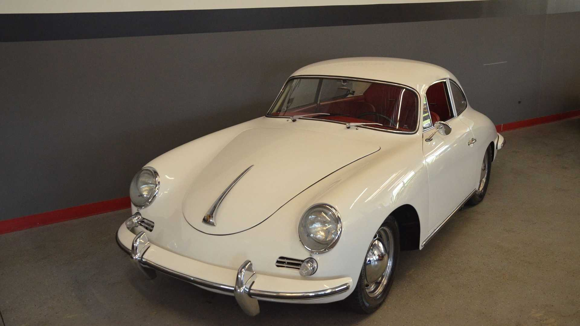 """[""""Two-Owner 1960 Porsche 356B Is Ready For A New Adventure""""]"""