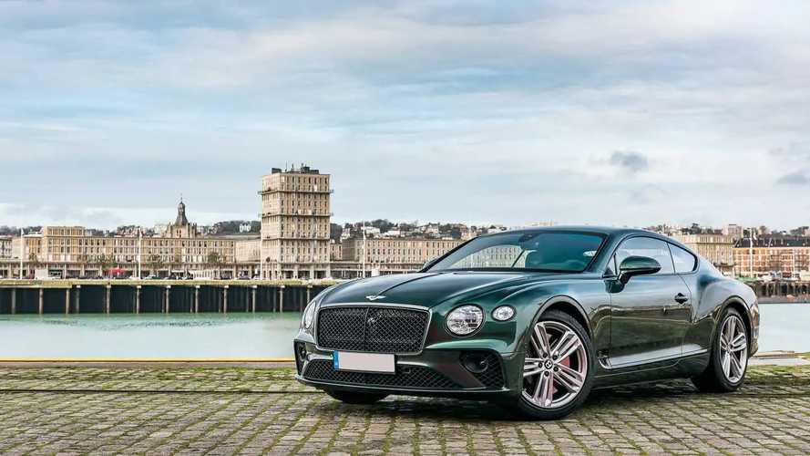 Essai Bentley Continental GT (2020)