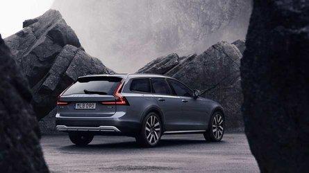 Volvo S90 e V90, il restyling aggiunge il mild hybrid
