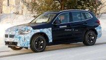 BMW iX3 (2020) Erlkönig sieht quasi serienreif aus