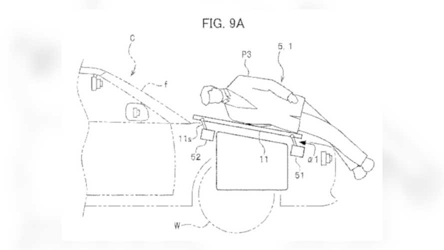 Honda Patents New External Airbag System For Cars