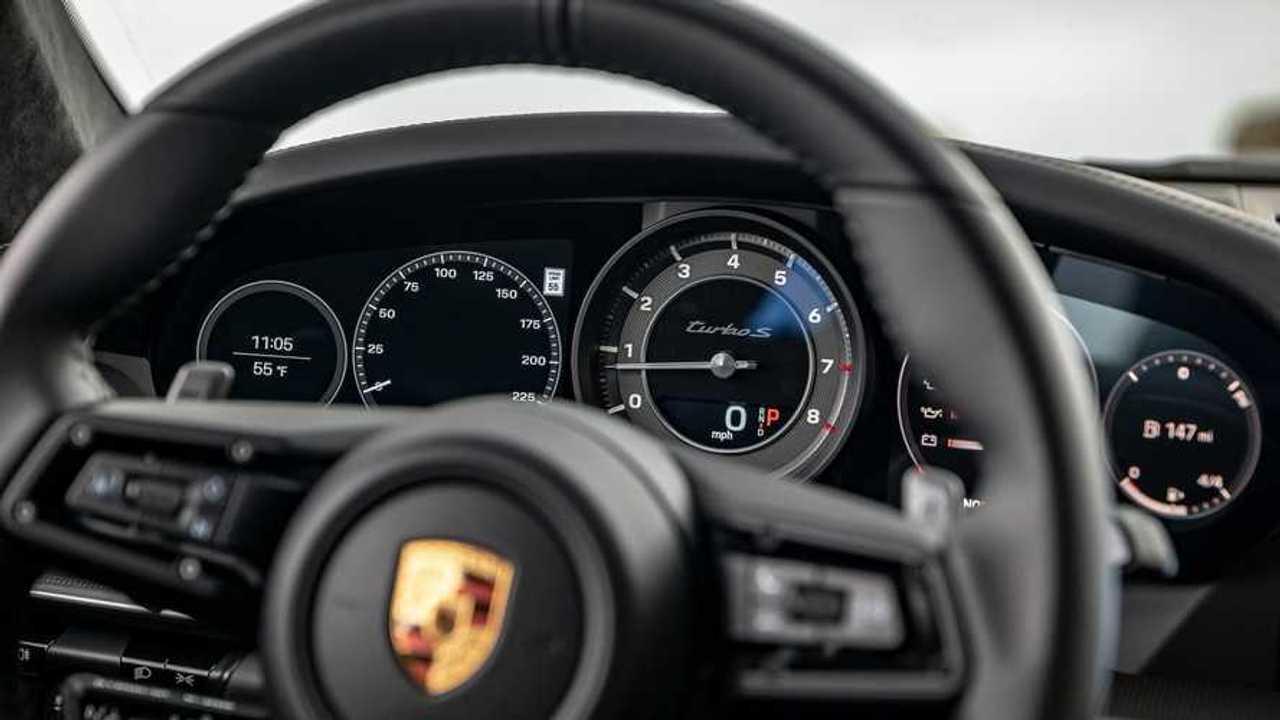 2021 Porsche 911 Turbo S Coupe: İlk Sürüş