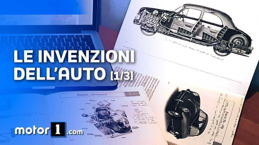 I modelli più importanti nell'evoluzione dell'automobile (1 di 3)