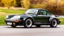 Porsche 911 Turbo: Alle Generationen aus 45 Jahren
