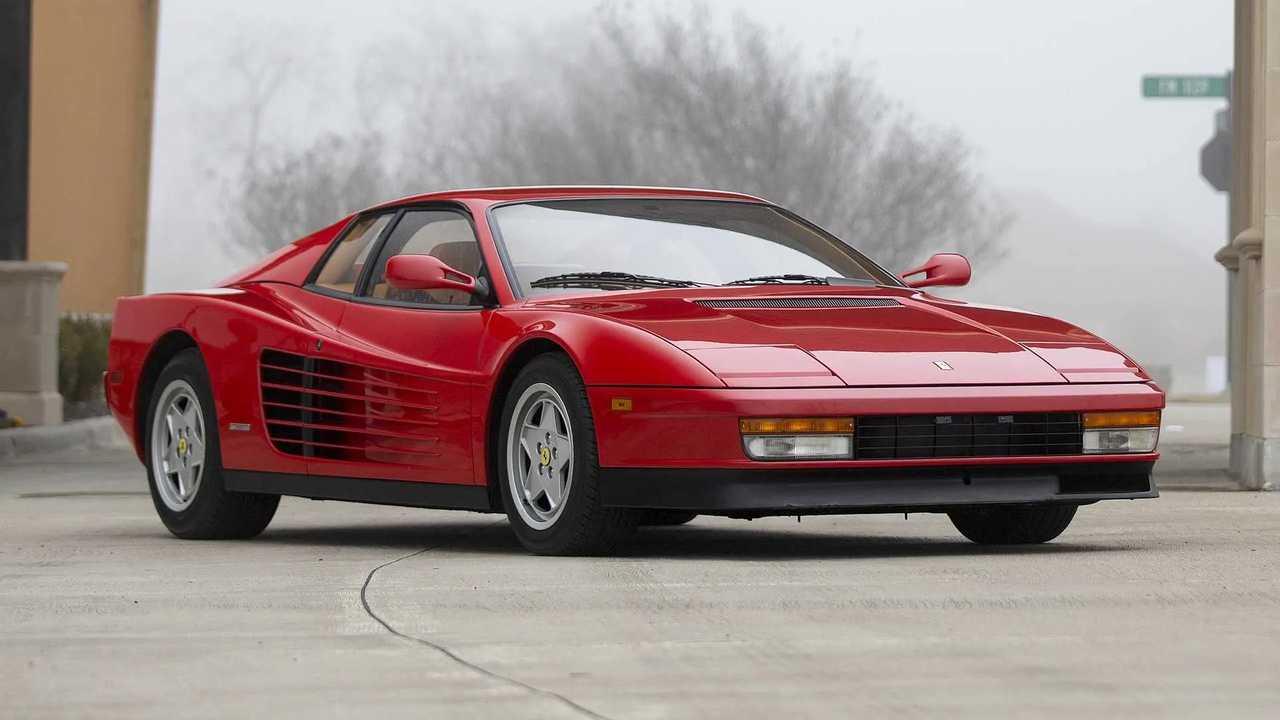 Ferrari Testarossa (1990)
