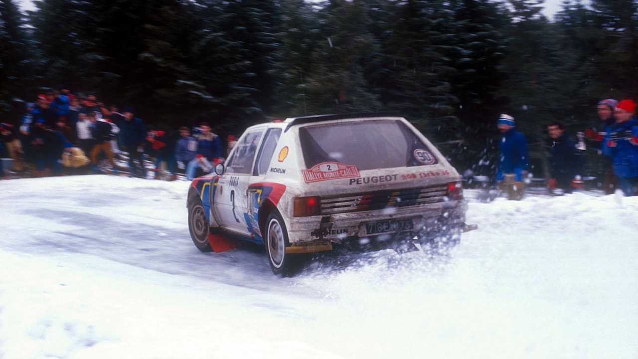 LAT Archive: Memories of the Monte Carlo Rally