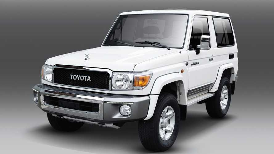 Toyota Land Cruiser 70 in UAE